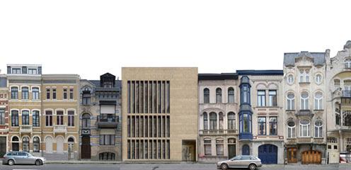 Architektur Aachen cogels osylei auction house for antwerp rwth aachen faculty of architecture