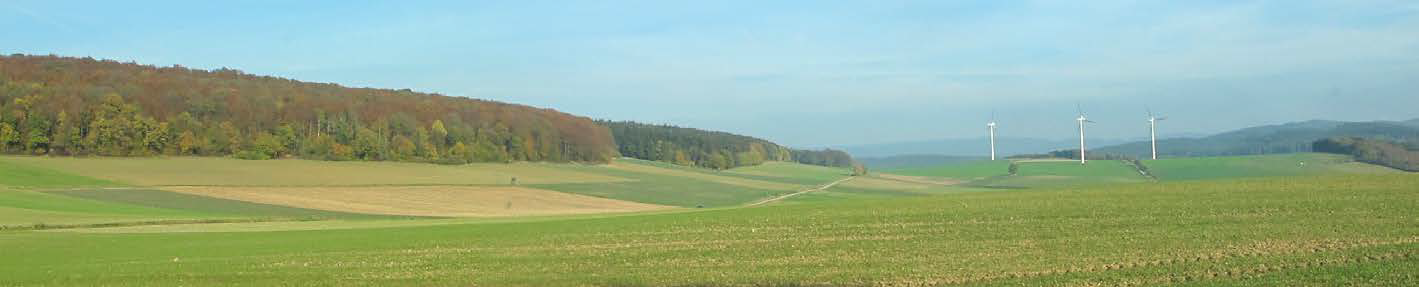View of the Harzhorn