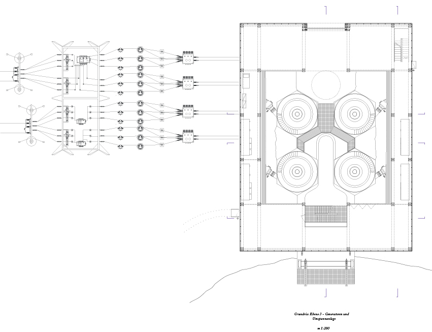Ground plan flat 3
