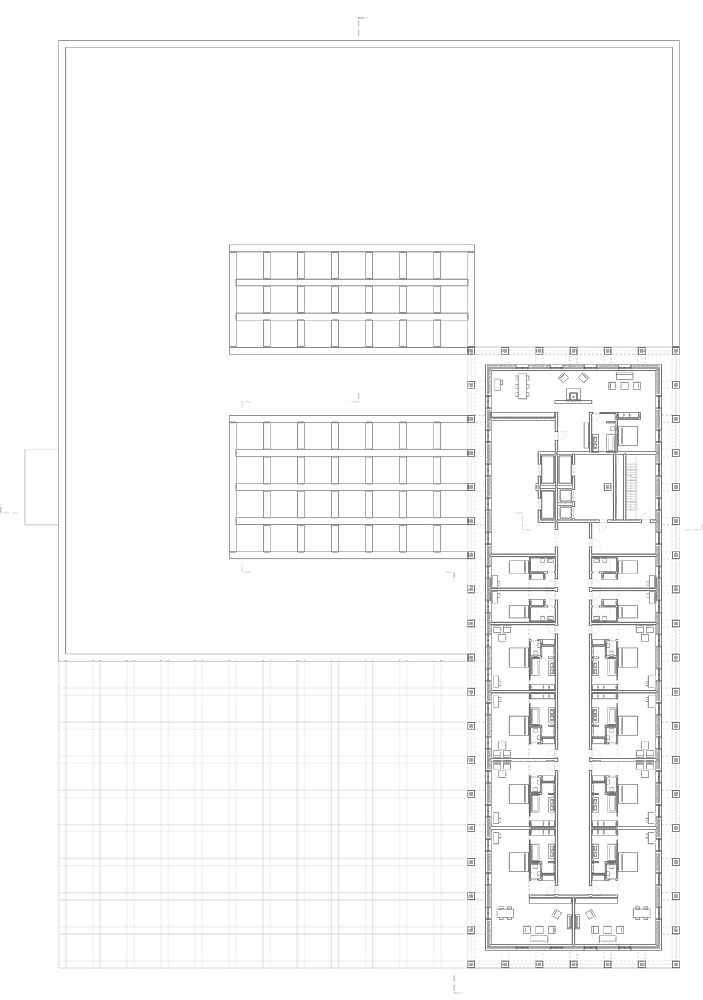 Layout 4th - 15th floor