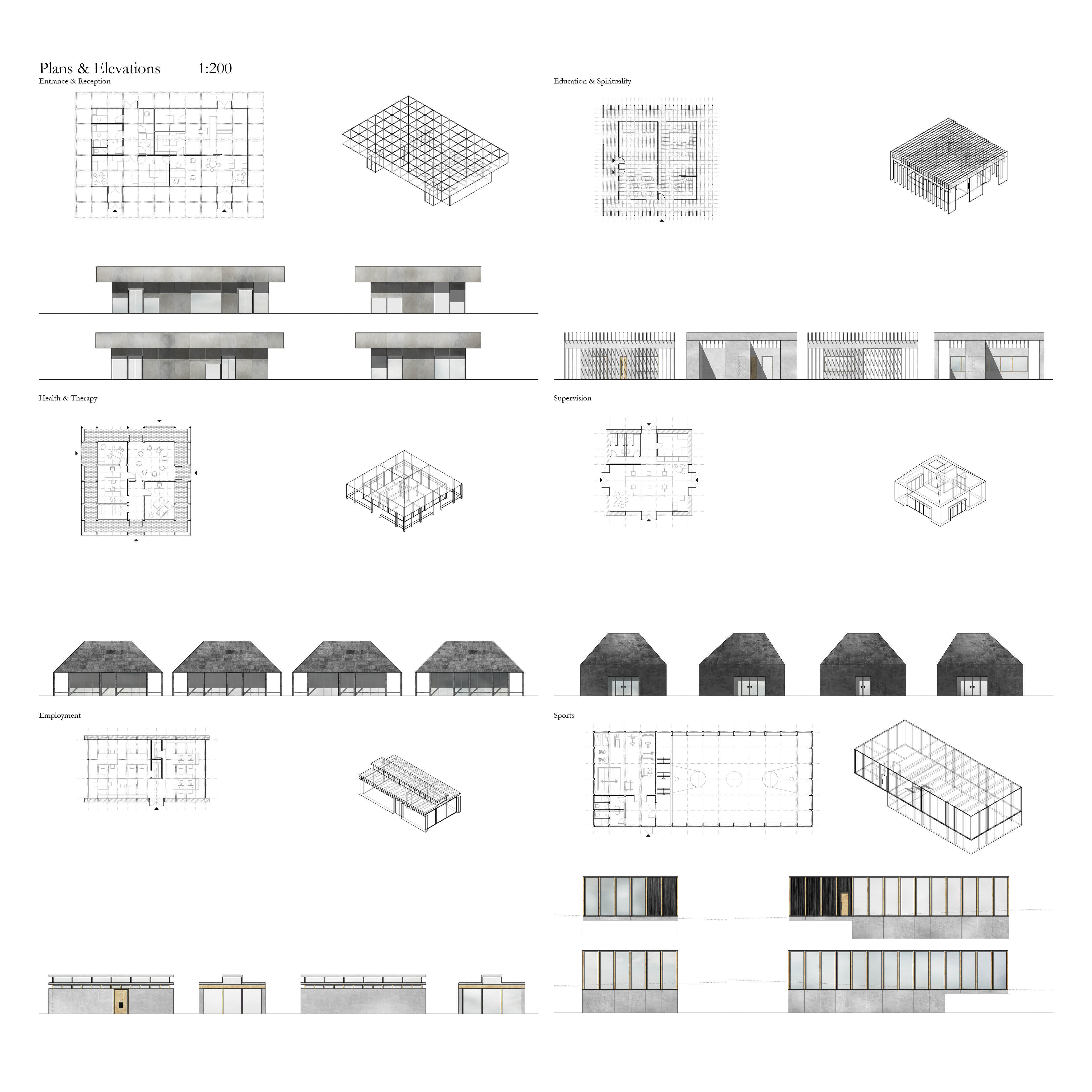 Plans & Elevations