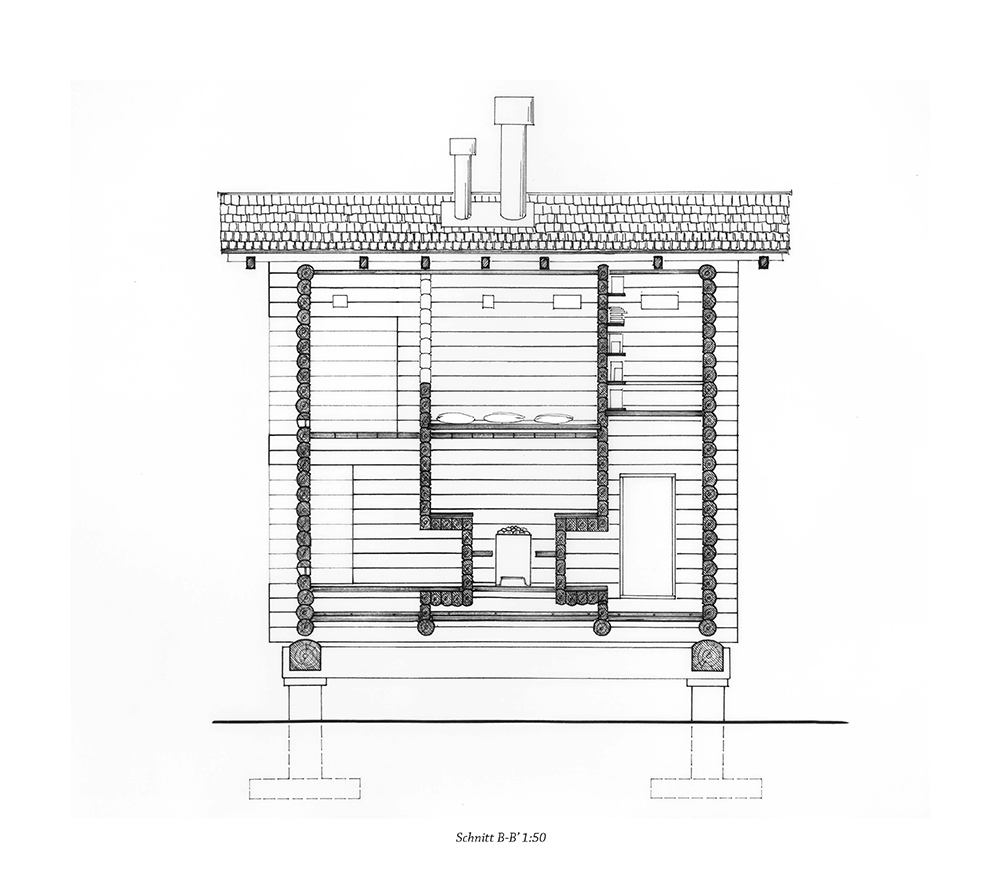sectional view DD