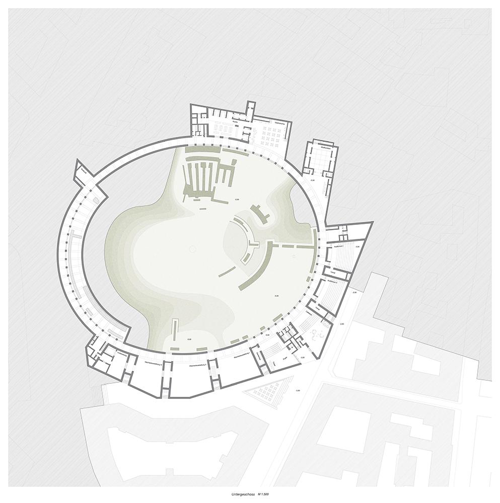 Antiquarium Parco Dellanfiteatro Romano Mailand Rwth Aachen Electrical Diagram 1 717kb Layout Basement Floor